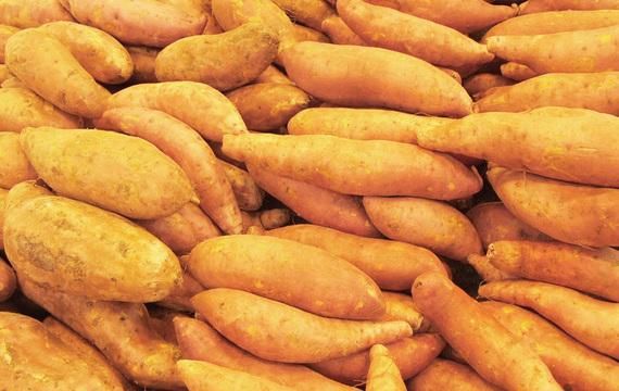 Bataty - odkryj słodkie ziemniaki
