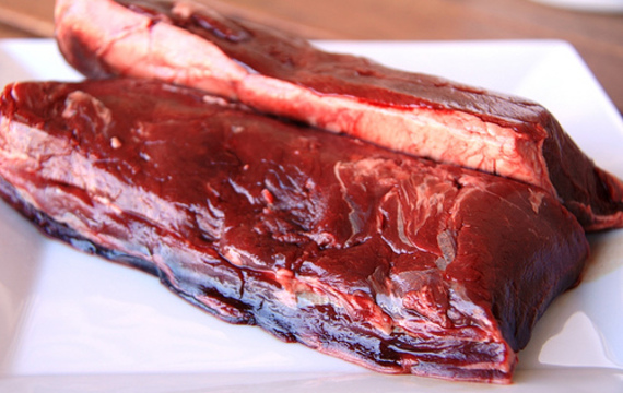 Mięso z sarny