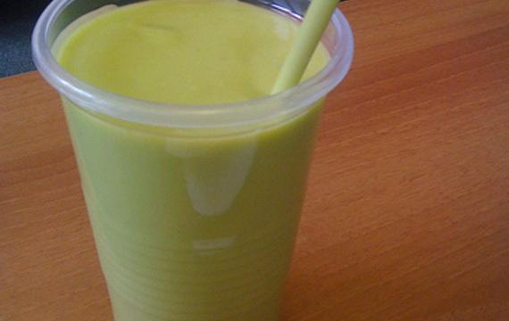 Awokadowy sok