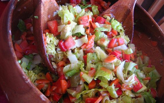 Chiński mix warzyw