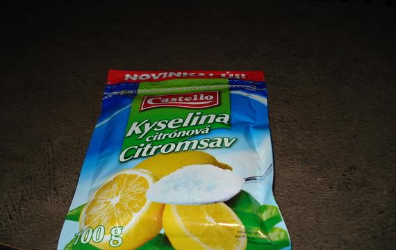 Kwas cytrynowy