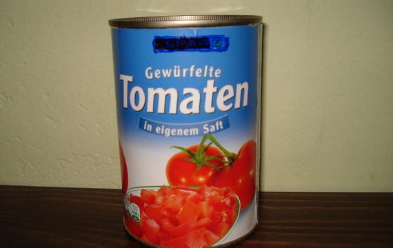 Pomidory w marynacie