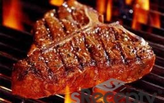 T-bone stek