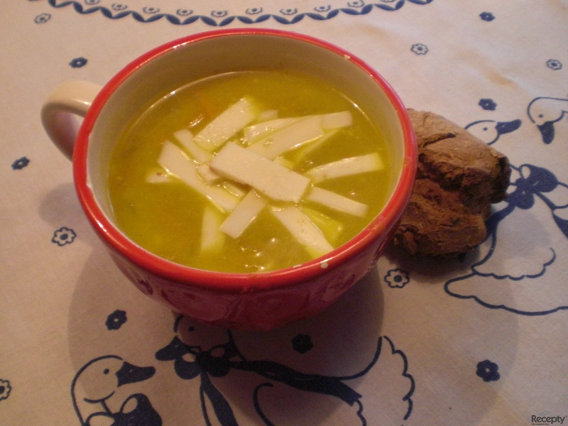 Zupa z dyni Hokkaido