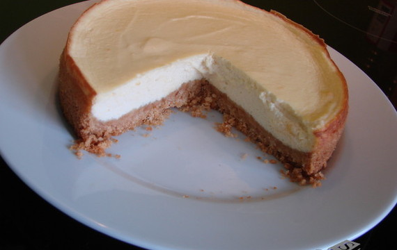 Sernik ala cheesecake
