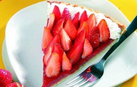 Tort owocowy - bez pieczenia